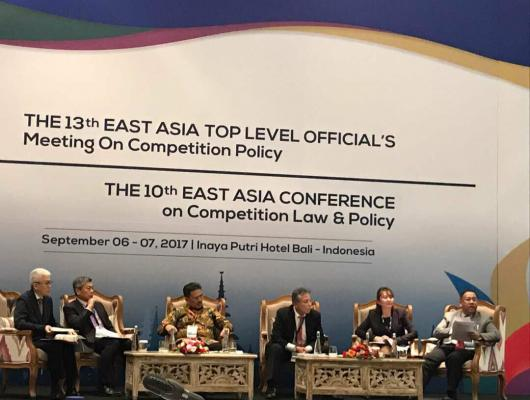 The 13th East Asia Top Level Official's Meeting on Competition Policy 2017