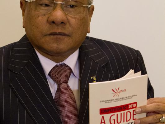 Competition Act 2010: A Guide for Business Guideline Book Launching