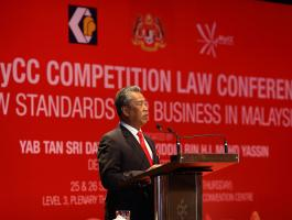 MyCC Competition Law Conference at Kl Convention Centre