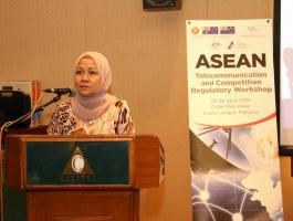 ASEAN Telecommunication and Competition Regulation Workshop