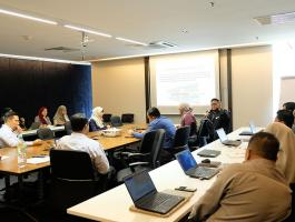 Briefing Session to Tenaga Nasional Berhad (TNB) Legal Services Department on Competition Act 2010