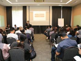 Briefing Session to the Honda Trading Malaysia Sdn Bhd on Competition Act 2010